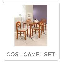 COS - CAMEL SET